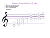 Harmonic Analysis: C Major Diatonic Chords
