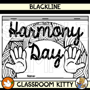 Harmony Day Activities : BUNDLE