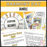 Harmony Day Week Activities Bundle