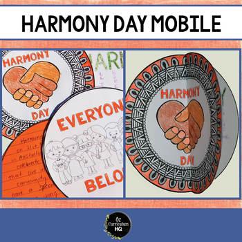 Harmony Day Craft