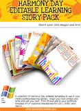 EYLF Harmony Day Editable Pack