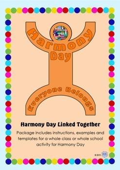 Harmony Day Everyone Belongs Celebration People - Cultural