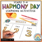 Harmony Day Pack - Years 3 - 6