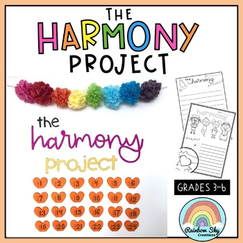 Harmony Day Project - Cultural Diversity - Year 3 HASS