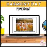 Harmony Day Week Teacher Slides