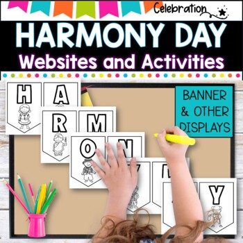 Harmony Day and Multicultural Units of work for grades k-6