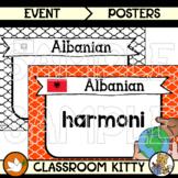 Harmony : Language Posters : Set 2 : BUNDLE