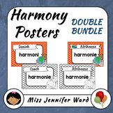 Harmony Posters A4 BUNDLE