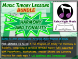 Harmony and Tonality Complete Music Course