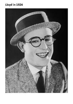 Harold Lloyd Handout