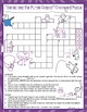 Harold and the Purple Crayon Activities Crossword Puzzle and Word Searches