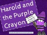 Harold & the Purple Crayon - music program for K & 1st grade