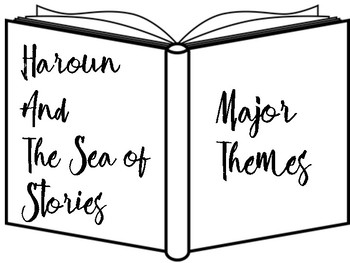 Haroun and the Sea of Stories Major Theme Posters