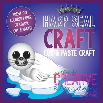 Harp Seal Arctic Craft
