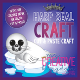 Harp Seal Arctic Craft