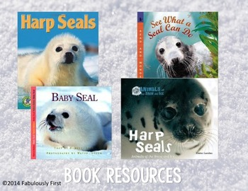 Harp Seals: Creatures of the Arctic