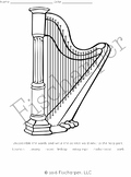 Harp Word Scramble