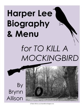 Harper Lee Biography - Preview To Kill A Mockingbird