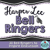 Harper Lee and To Kill a Mockingbird Bell Ringers