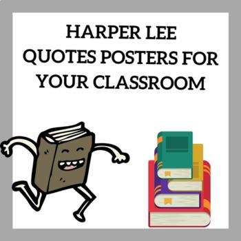 Harper Lee Posters