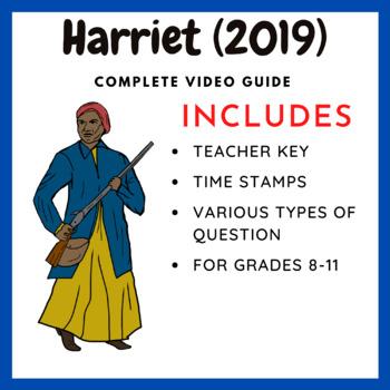 Harriet (2019): Complete Movie Guide