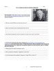 "Harriet Jacobs' ""Incidents in the Life of a Slave Girl"" Activity Pack"