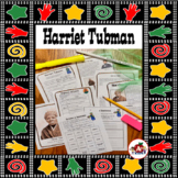 Celebrate Black History Read Harriet Tubman
