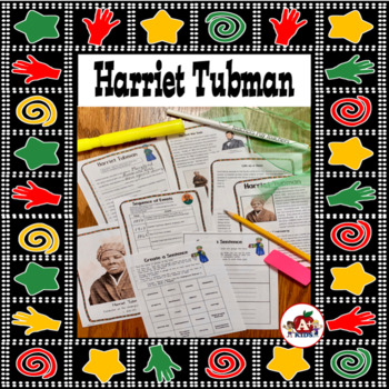 Celebrate Black History Read Harriet Tubman