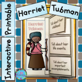 Harriet Tubman Activities Black History Month Project ESL