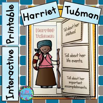 Harriet Tubman Writing