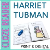 Harriet Tubman Instant Reading Lesson