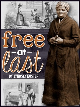 Harriet Tubman {A Complete Nonfiction Resource}