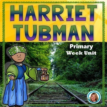 Harriet Tubman Activities