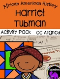 Harriet Tubman Activity Pack