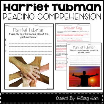 Leveled Text T: Harriet Tubman