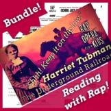 Harriet Tubman Reading Passage Activities Using Biography