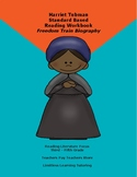 Harriet Tubman Biography Workbook