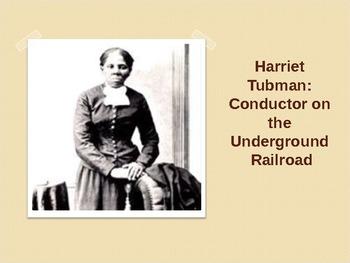 Harriet Tubman Building Background