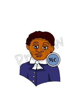 Harriet Tubman Clip Art