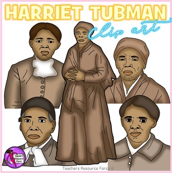Harriet Tubman clip art