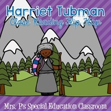 Harriet Tubman Close Reading Flip Flap