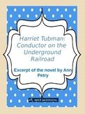 Harriet Tubman: Conductor on the Underground Railroad (excerpt)