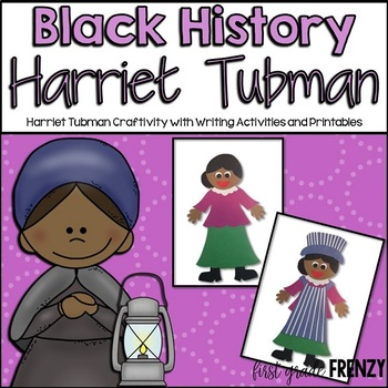 Harriet Tubman Craftivity