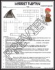 Harriet Tubman Activities Crossword Puzzle and Word Search Find