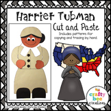 Harriet Tubman Craft