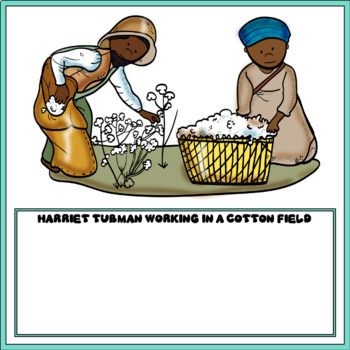Harriet Tubman Digital Research Project in Google Slides™