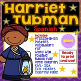 Harriet Tubman Facts and Activities in Spanish