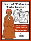 Harriet Tubman Graphic Organizers