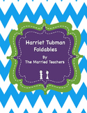 Harriet Tubman Interactive Historical Figure Foldables