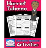 Harriet Tubman Interactive Notebook Activities